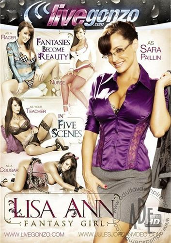 Lisa Ann: Fantasy Girl DVD