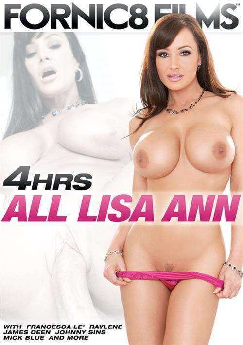 All Lisa Ann DVD