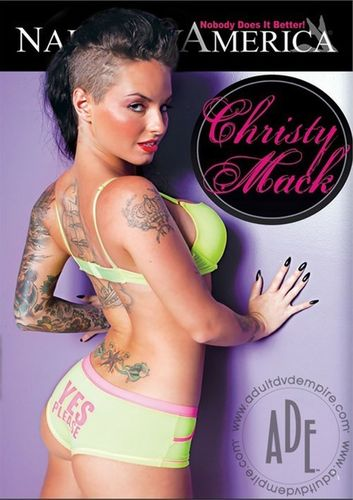 Christy Mack Naughty America DVD