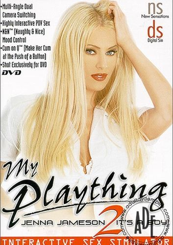 My Plaything Jenna Jameson 2 DVD