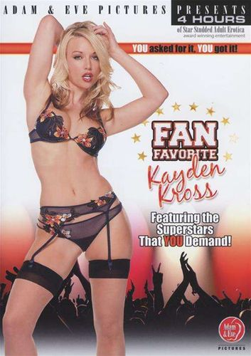 Fan Favorite: Kayden Kross DVD