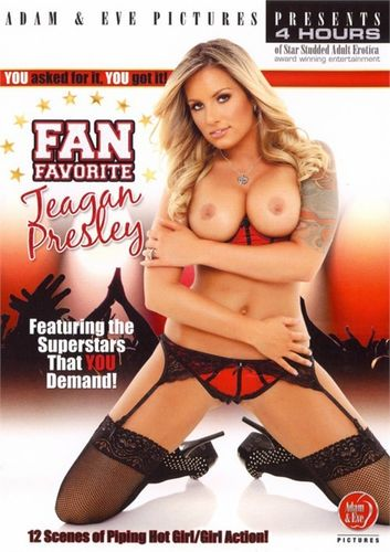 Fan Favorite: Teagan Presley DVD