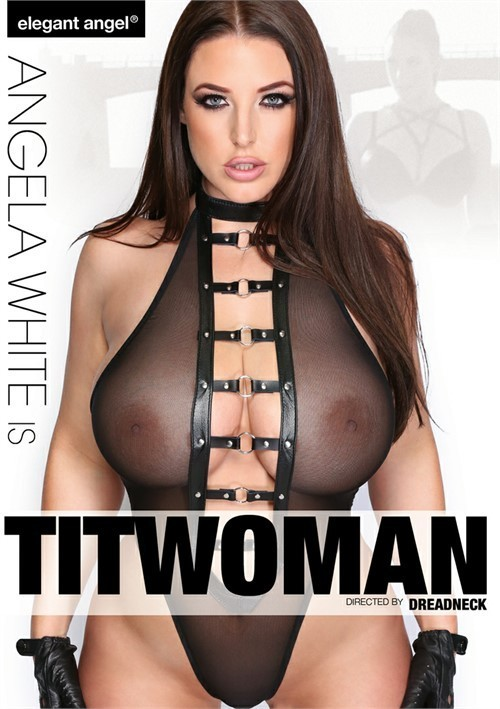Angela White Is Titwoman DVD