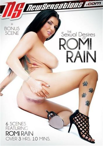 The Sexual Desires Of Romi Rain DVD