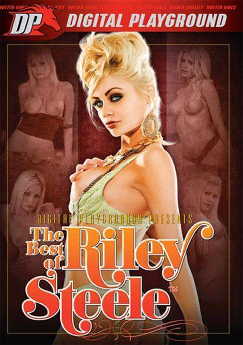 The Best of Riley Steele DVD