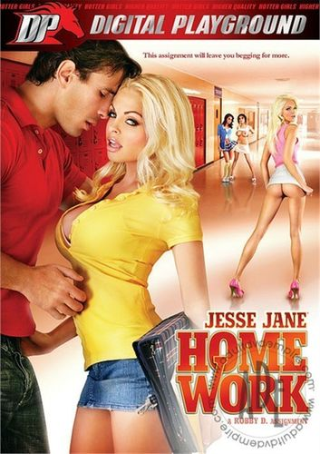 Jesse Jane: Homework DVD