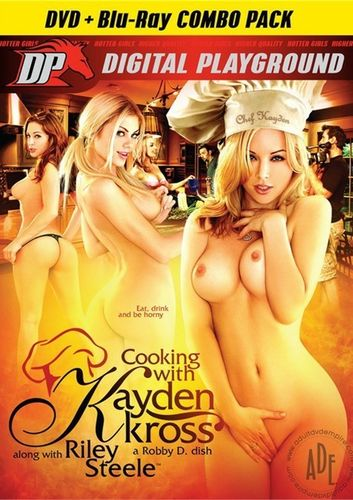 Cooking WIth Kayden Kross (Blu-Ray + DVD)