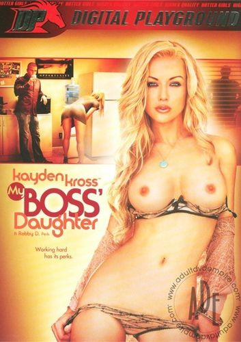 Kayden Kross: My Boss' Daughter DVD